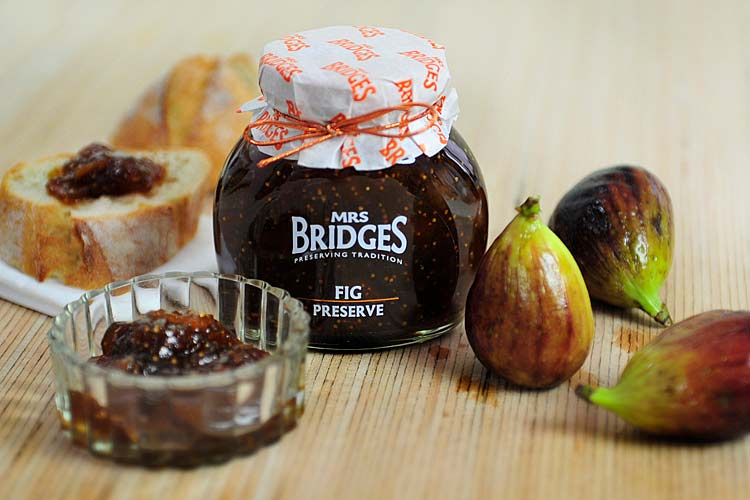 Top Food Feinkost - Mrs Bridges Marmeladen, Konfitüren & Curds