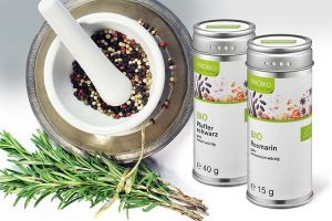 Top Food Feinkost - Pro Bio Gewürze