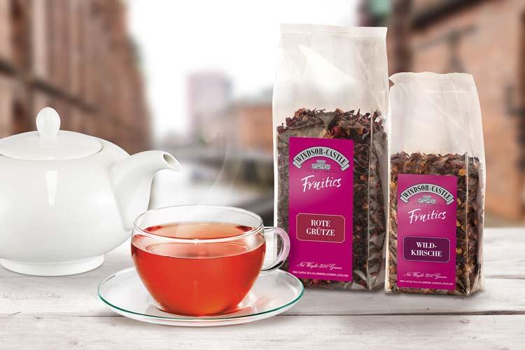 Top Food Feinkost - Windsor Castle loser Tee