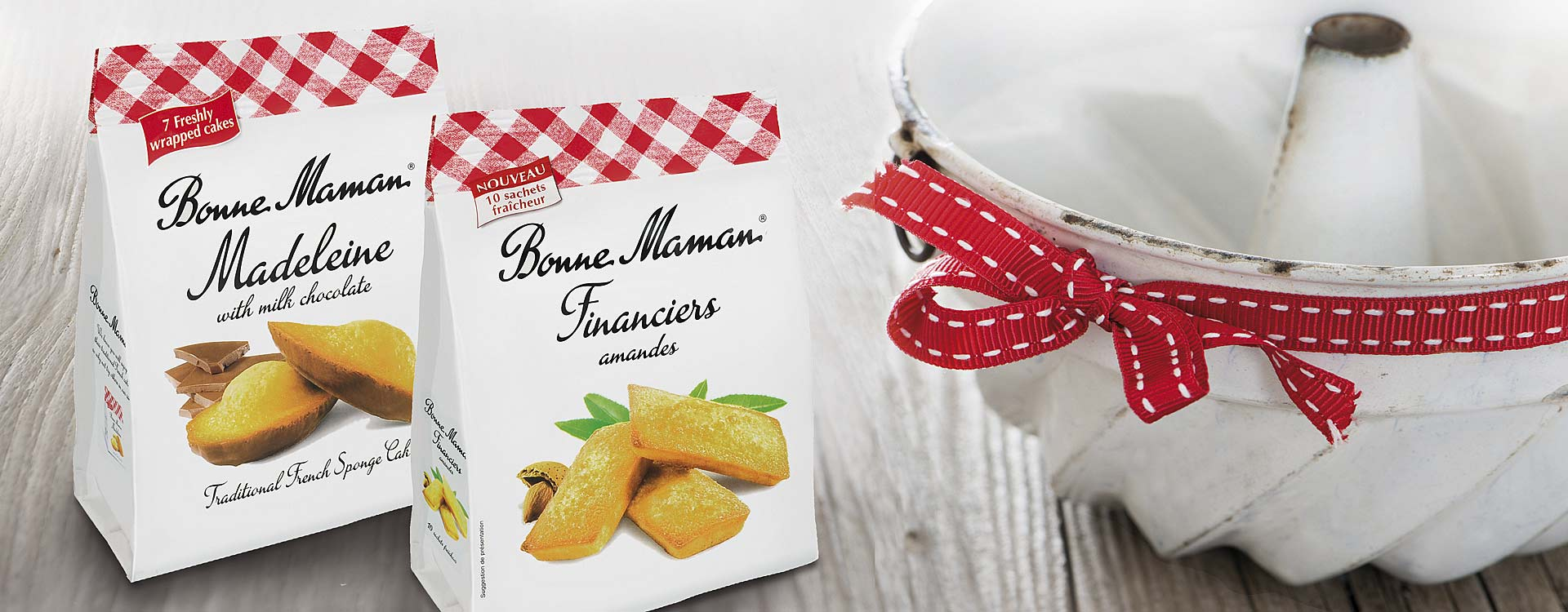 Top Food Feinkost - Bonne Maman Biscuits