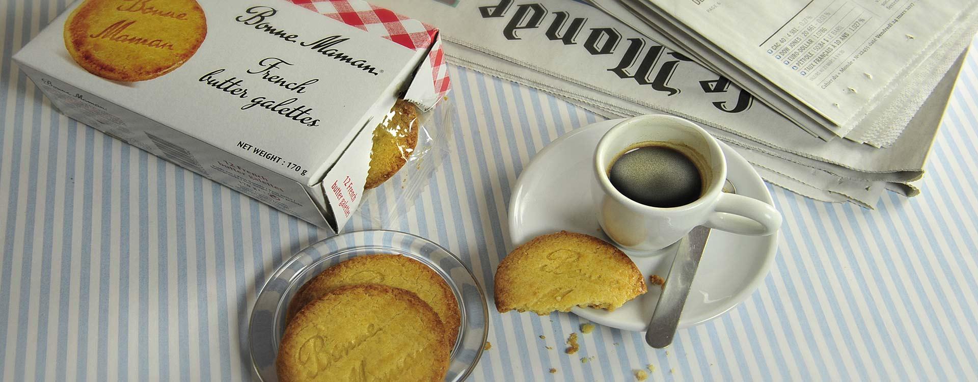 Top Food Feinkost - Bonne Maman Kekse