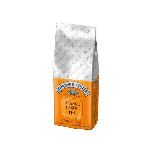 Top Food Feinkost - Windsor - Castle Orange Pekoe Tea 100g - lose. Schwarzer Tee - Feiner Ceylon Tee Broken