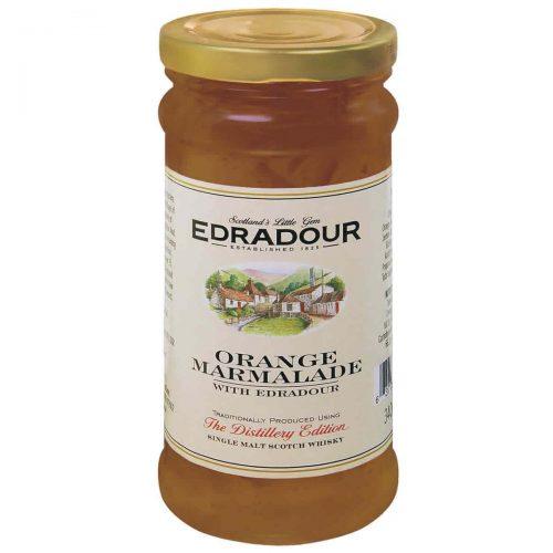 Top Food Feinkost - Elsenham Edradour Orange Marmalade 340g. Orangen Marmelade mit Orangenschale