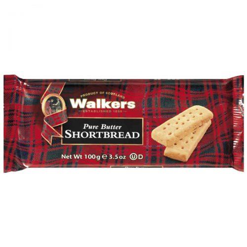 Top Food Feinkost - Walkers Shortbread Ltd. Shortbread Fingers 100g. Shortbread Fingers im Flow-Pack
