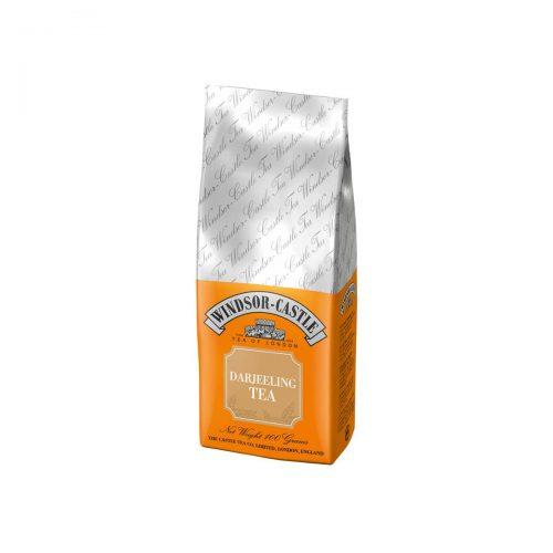 Top Food Feinkost - Windsor - Castle Darjeeling Tea 100g - lose. Schwarzer Tee - Zart nussiger Darjeeling Tee Broken