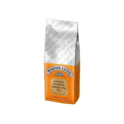 Top Food Feinkost - Windsor - Castle Golden Flowery Darjeeling Tea 100g - lose. Schwarzer Tee - Feinster Darjeeling aus dem Hochland in Blattqualität