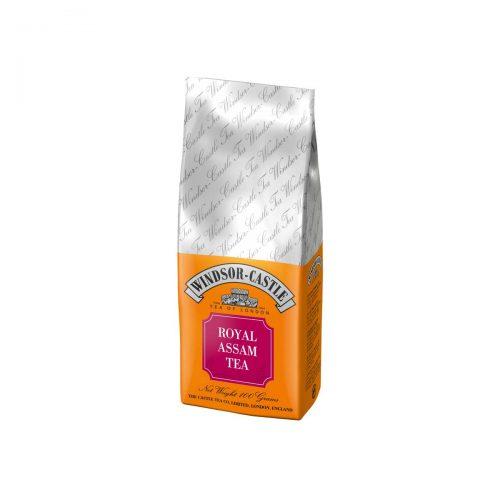 Top Food Feinkost - Windsor - Castle Royal Assam Tea 100g - lose. Schwarzer Tee - Feinster Assam Tee Broken mit leichter Malznote