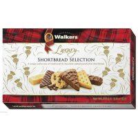 Top Food Feinkost - Walkers Shortbread Ltd. Luxury Shortbread Selection 250g. Eine besondere Gebäckmischung