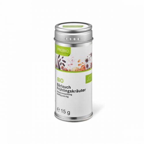 Top Food Feinkost - Probio Bärlauch-Frühlingskräuter BIO