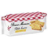 Top Food Feinkost - Bonne Maman Petit beurre au beurre frais 175g. Kleine knusprig-leckere Kekse mit frischer Butter nach orignal französischem Rezept gebacken