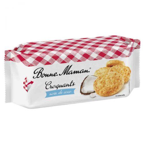 Top Food Feinkost - Bonne Maman Croquants noix de coco 150g. Original französische Kokosmakronen