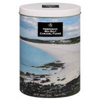 Top Food Feinkost - Gardiner's of Scotland Hebridean Sea Salt Fudge 300g - Dose. Weiches Butterkaramell mit dem Meersalz der Hebriden Inseln