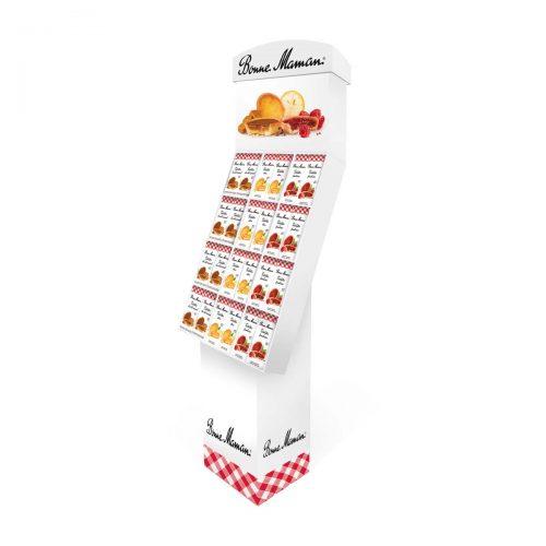 Top Food Feinkost - Bonne Maman Tartelettes Display 3-fach sortiert. 24 x Artikel 7009 Tartelettes chocolat caramel