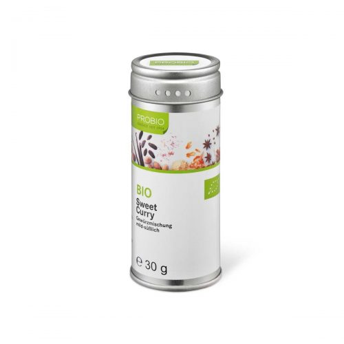 Top Food Feinkost - Probio Curry Sweet BIO