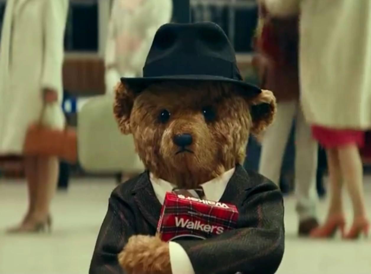 Top Food - Walkers Shortbread - Heathrow Bear