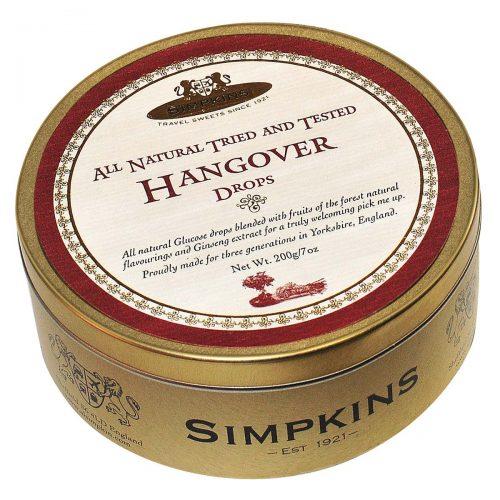 Top Food Feinkost - Simpkins Hangover Drops 200g