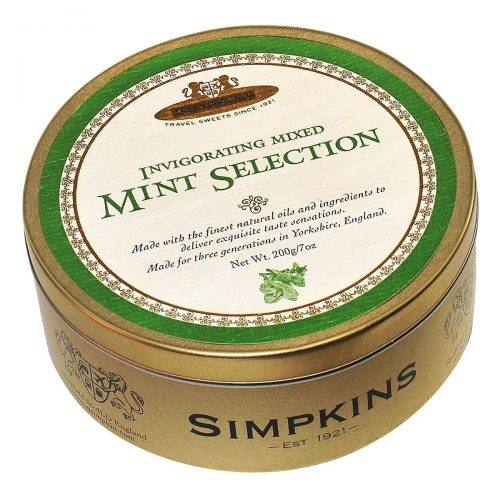 Top Food Feinkost - Simpkins Mint Drops Selection 200g