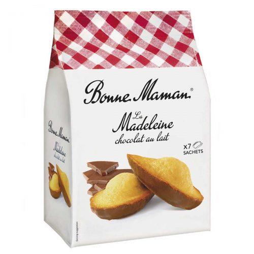 Top Food Feinkost - Bonne Maman Madeleines chocolat 210g