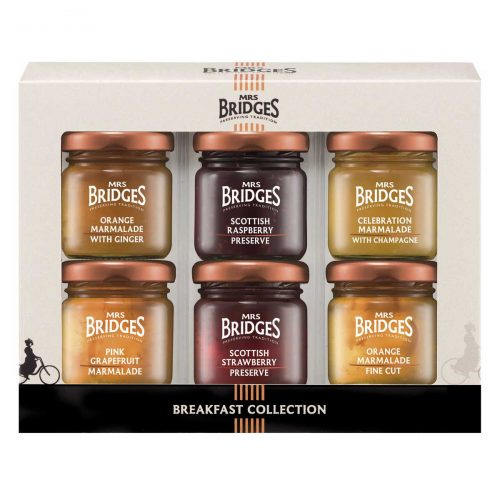 Top Food Feinkost - Mrs. Bridges Breakfast Collection Mini Pack 6x42g