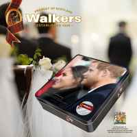 Top Food Feinkost - Walkers Shortbread Royal Wedding Prince Harry und Meghan MarkleTop Food Feinkost - Walkers Shortbread Royal Wedding Prince Harry und Meghan Markle