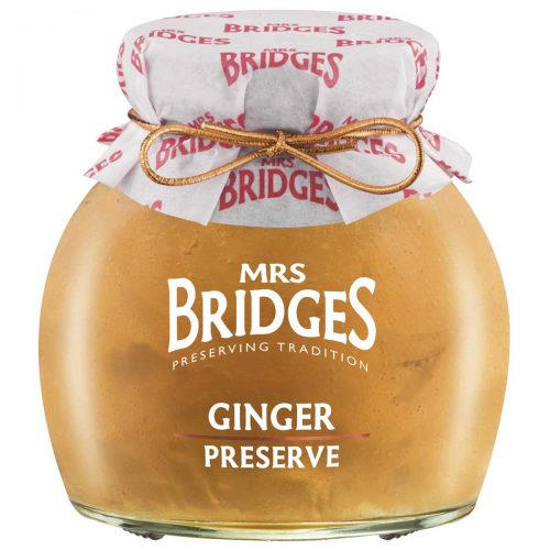 Top Food Feinkost - Mrs Bridges Ginger Preserve 340g | Ingwer Konfitüre extra