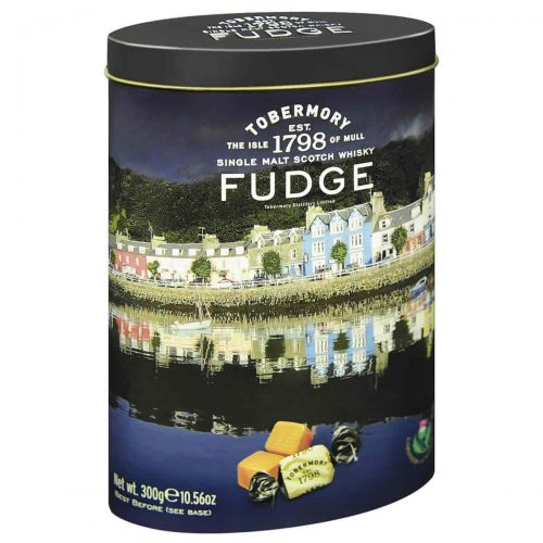 "Top Food Feinkost - Gardiners of Scotland Whisky Fudge ""Tobermory"" 300g - Dose 