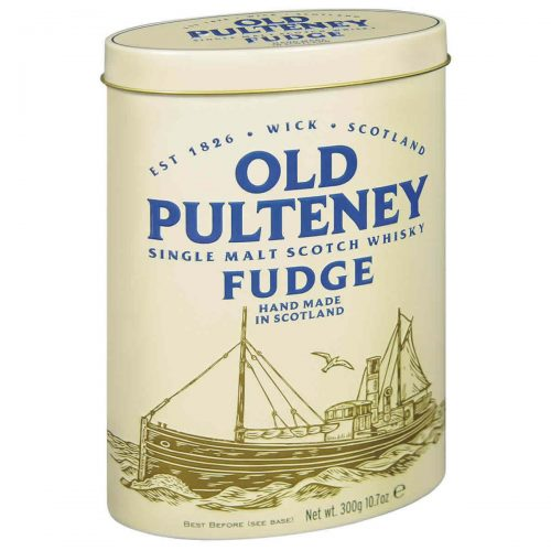 "Top Food Feinkost - Gardiners of Scotland Whisky Fudge ""Old Pulteney"" 300g - Dose 