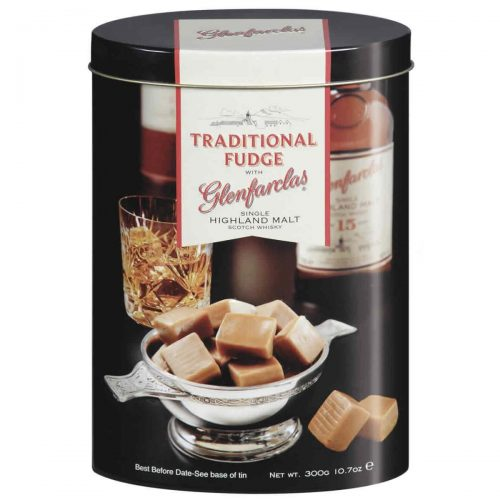 "Top Food Feinkost - Gardiners of Scotland Whisky Fudge ""Glenfarclas"" 300g - Dose 