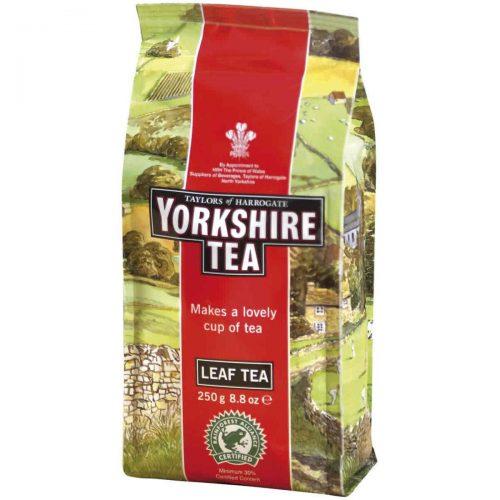 Top Food Feinkost - Taylors of Harrogate Yorkshire Tea lose 250g  Schwarzer Tee (eine Mischung aus 30 verschiedenen Schwarztees)