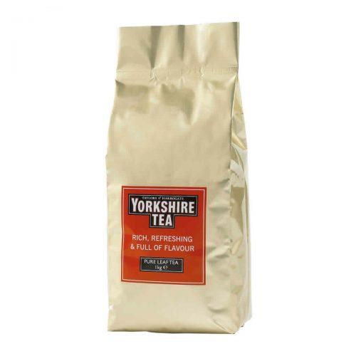 Top Food Feinkost - Taylors of Harrogate Yorkshire Tea lose 1000g |Schwarzer Tee (eine Mischung aus 30 verschiedenen Schwarztees)