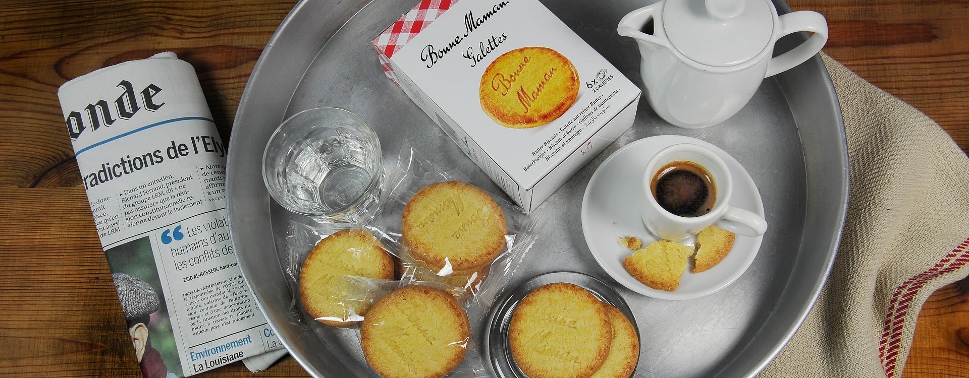 Top Food Feinkost - Bonne Maman Galettes
