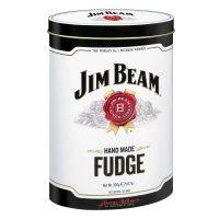 Top Food Feinkost - Gardiners of Scotland Jim Beam Whiskey Fudge 300g - Dose  Weiches Butterkaramell mit einem Schuss Jim Beam Whiskey verfeinert
