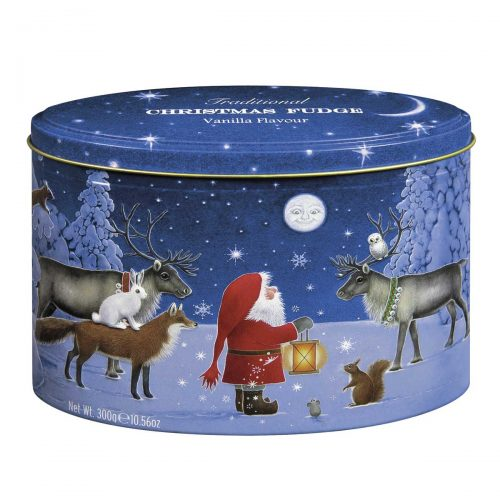 "Top Food Feinkost - Gardiners of Scotland Vanilla Fudge ""Santa & Moon"" 300g - Dose 