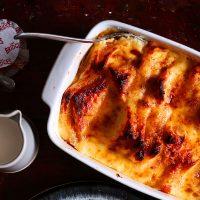 Top Food Feinkost - Mrs Bridges Bread & Butter Pudding Auflauf
