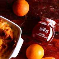 Top Food Feinkost - Mrs Bridges Bread & Butter Pudding Marmelade