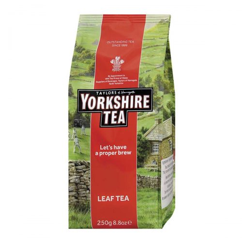 Top Food Feinkost - Taylors of Harrogate Yorkshire Tea lose 250g |Schwarzer Tee (eine Mischung aus 30 verschiedenen Schwarztees)