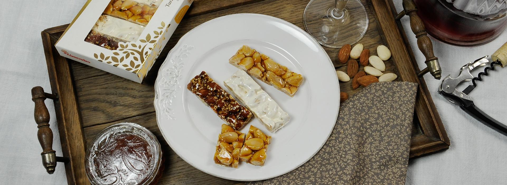 Top Food Feinkost - El Almendro - Turrón