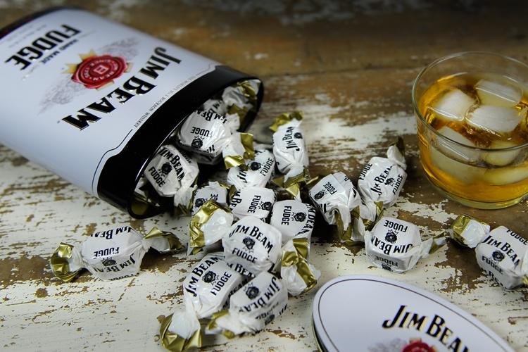 Top Food Feinkost - Gardiners of Scotland - Whisky Fudge Jim Beam