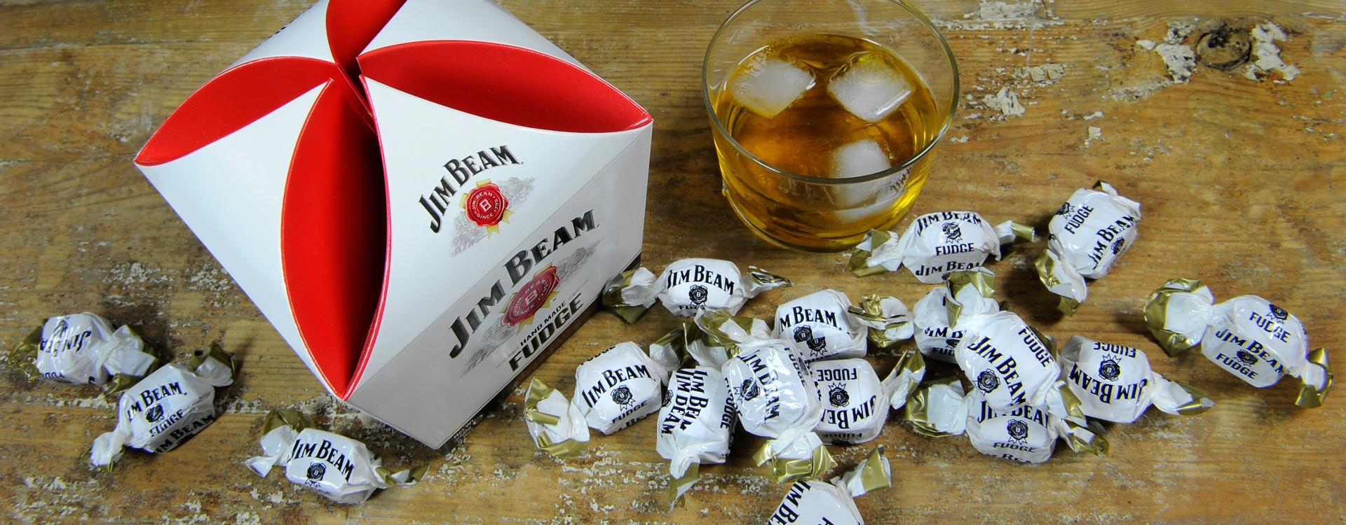 Top Food Feinkost - Gardiners of Scotland -Whisky Fudge Jim Beam