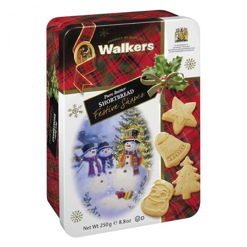 Top Food Feinkost - Walkers Shortbread Ltd. Weihnachts-Shbd. Dose