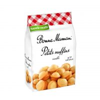 Top Food Feinkost - Bonne Maman Petits muffins vanille 235g |Kleine französische Muffins mit frischen Eiern gebacken