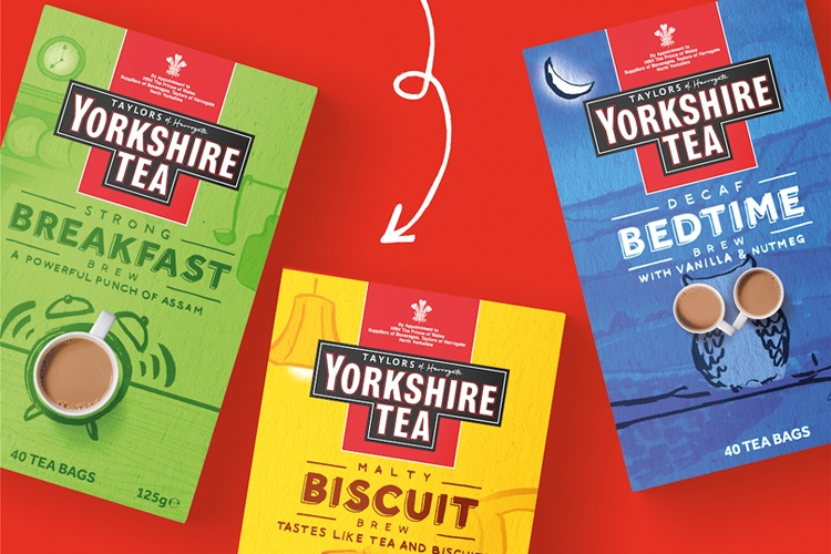 Top Food Feinkost - Yorkshire Tea