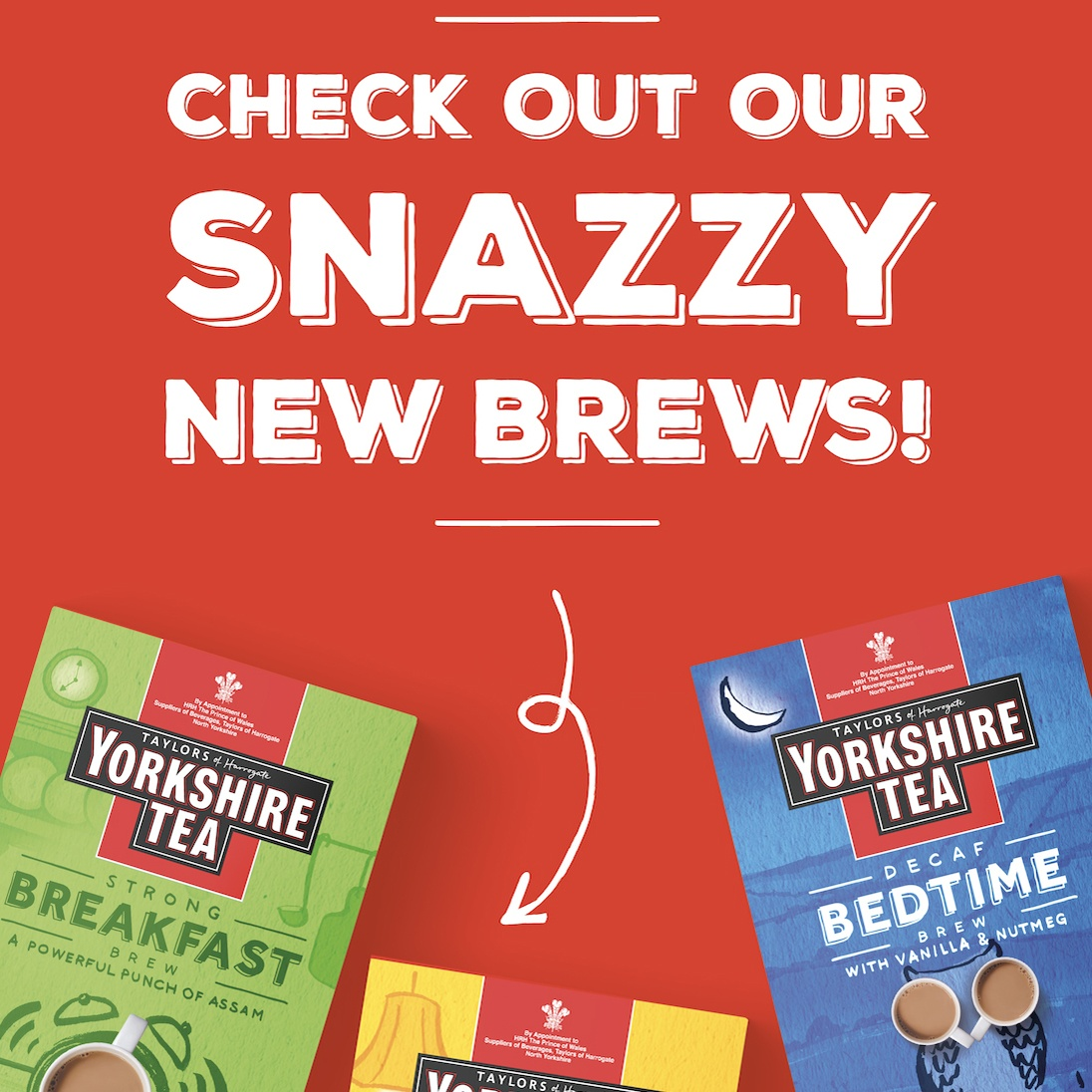 Top Food Feinkost - Yorkshire Tea Special Brews